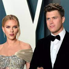 Colin Jost: Scarlett Johansson hat ...