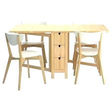 staggering folding dining table four chairs fold away dining table and chairs uk