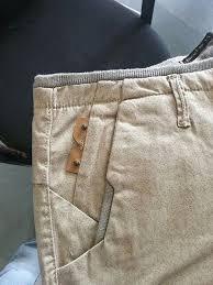 Pin lock pocket | Mens fashion, Fashion details, Denim details