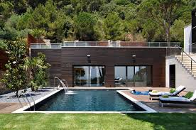 elegant small pool house designs the best of