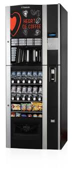 Code For Vending Machine System Gorgeous Foods Snack And Drinks Vending Machines Saeco Professional