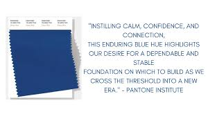 Light Periwinkle Pantone Pantone Color Of The Year Classic Blue Party Reflections