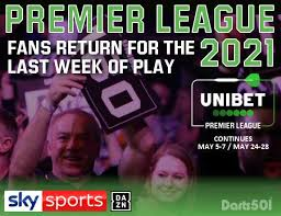 Find overall standings, premier league home/away tables, premier league darts 2020 results/fixtures. Premier League Darts 2021 Results Table World Matchplay 2021