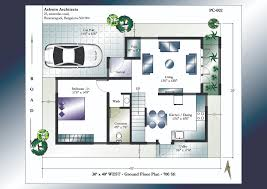first class house plan for 30 40 site east facing as per vastu 13 north images double on modern decor ideas
