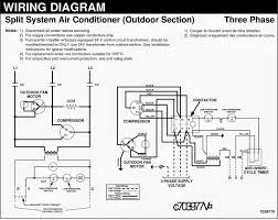 electrical wiring diagrams for air conditioning systems part two fig 13 split air cooling units three phase electrical wiring diagram