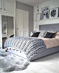 peach and grey bedding love the colour combo used in this beautiful bedroom image peach and