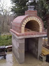 The Tildsley Family Wood Fired Pizza Oven in Massachusetts by BrickWood  Ovens