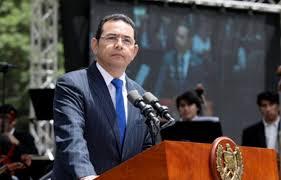 Resultado de imagen para Guatemala trasladará su embajada en Israel a Jerusalén
