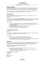 Resume Templates Monster - April.onthemarch.co