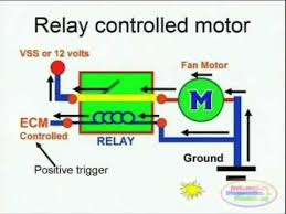 relay current flow & wiring diagrams youtube Current Relay Wiring Diagram relay current flow & wiring diagrams current sensing relay wiring diagram