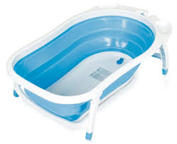foldable baby bath tub can be folded for easy storage and carrying and it s so safe for baby to enjoy his her bath what are you waiting for