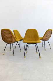 Chairs On Casters Dining Room Chairs On Casters  Best Dining Room - Casters for dining room chairs