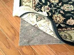 oriental rug pads fascinating best for hardwood floors pad weavers image by
