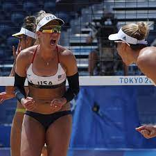 Olympic Gold Medal in Beach Volleyball