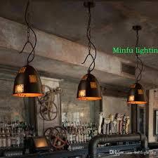 vintage pendant lighting bright copper light industrial