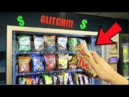 How To Glitch A Vending Machine Mesmerizing INSANE VENDING MACHINE GLITCH YouTube