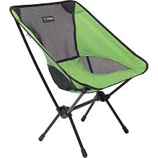 helinox chair one camp chair meadow green