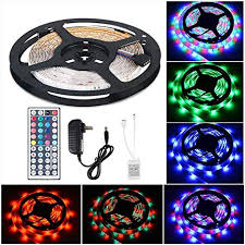 Color Changing Rope Lights Delectable Amazon Flexible LED Strip Light Kit Linkstyle 3232Ft LED Rope