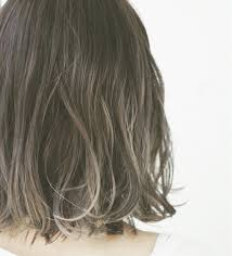 ミントアッシュなどミントカラーの髪色2017ショートロング I See