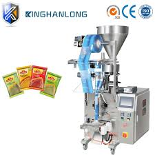 China Automatic <b>10g 20g 50g</b> Sachet Chilli Spices Turmeric Powder ...