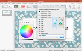 Change Theme Colors In Powerpoint To Customize Your Presentation