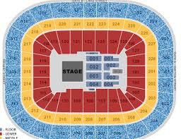 Kohl Center Concert Seating