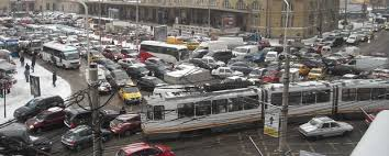 Image result for trafic Bucuresti poze