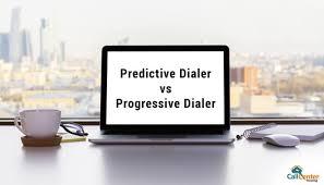 Progressive Call Center Predictive Vs Progressive Dialers Differences You Need To Know