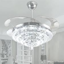 crystal chandelier ceiling fan led crystal chandelier fan lights invisible fan crystal regarding crystal chandelier ceiling