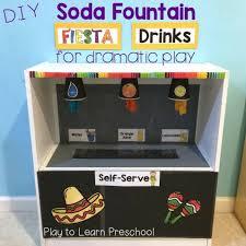 Sticker Vending Machine Cardboard Magnificent Sticker Vending Machine Cardboard Luxury Soda Fountain Dramatic Play