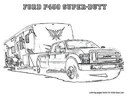 ford f150 coloring page best images on fun time of truck pages