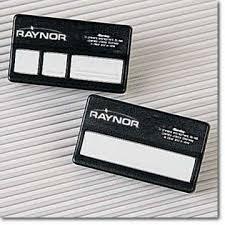 raynor garage door openersRaynor Garage Door Opener Features  transmitter