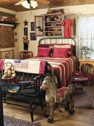 Americana Bedroom Ideas