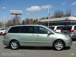 2006 Toyota Sienna XLE in Silver Pine Mica - 477461 | VANnSUV.com ...