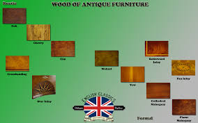 hardwood types for furniture. antique furniture wood type infographic hardwood types for