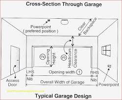average garage height single garage door average height garage door