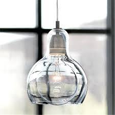 hand blown pendant lights modern led light fixtures intended for new house glass pendant lighting