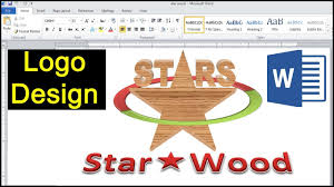Microsoft Logo Design Software How To Make A Logo Design In Microsoft Word