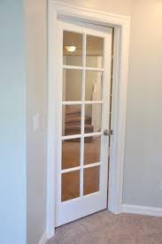 white glass paneled interior doors 5 photos image 1
