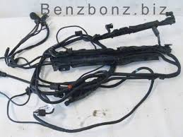 engine wire harness mercedes e320 w124 1244405632 $249 95 w124 wiring harness repair at W124 Wiring Harness