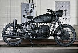 custom built 1963 bmw by blitz motorcycles