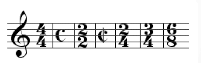 It is on these pulses, the beat of the music, that you tap your foot, clap your hands, dance, etc. Measures And Time Signatures Music Appreciation 1