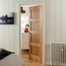 4 panel white interior doors. Interior Doors Wood 4 Panel Shaker Internal | DIY White D
