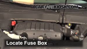 2012 chevy traverse fuse box removal video wiring diagram h8 Fuse Panel at Remove Fuse Box On 2011 Traverse