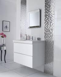 White Bathroom Tiles Ideas - Tile bathroom design