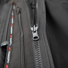 meta sport tm system converts this waterproof jacket into a mesh jacket
