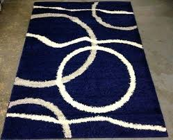 blue circle rug wonderful dark blue area rugs square blue circle and wave pattern minimalist inside