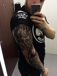 Tetování A Silový Trénink
