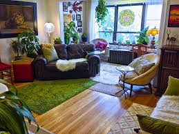 apartments modern living room bohemian apartment decor with