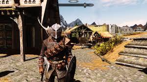 Craftable Dawnguard Heavy Helmet Into Light Armor At Skyrim